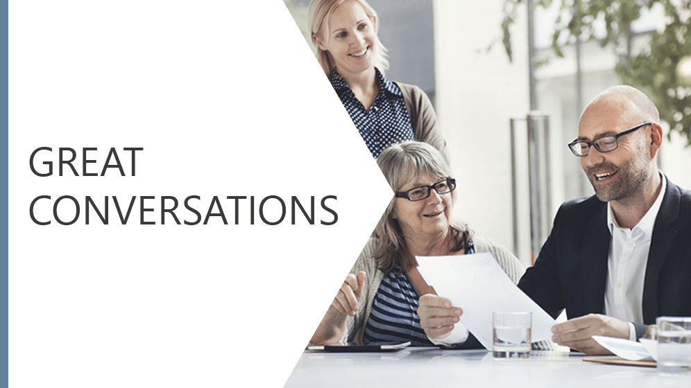 Great Conversations Module