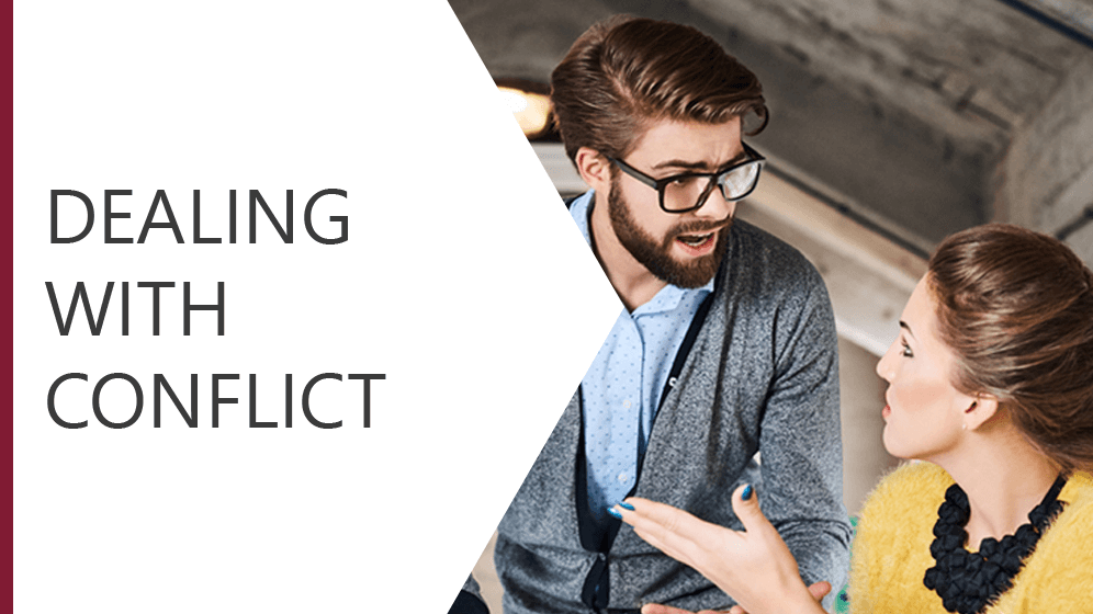 Dealing with Conflict Module